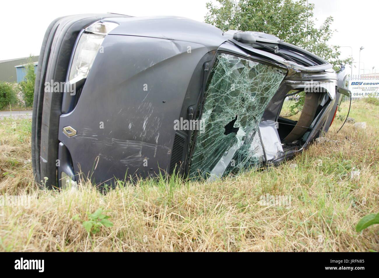 Crash Accident Rta Incident Stock Photos & Crash Accident Rta