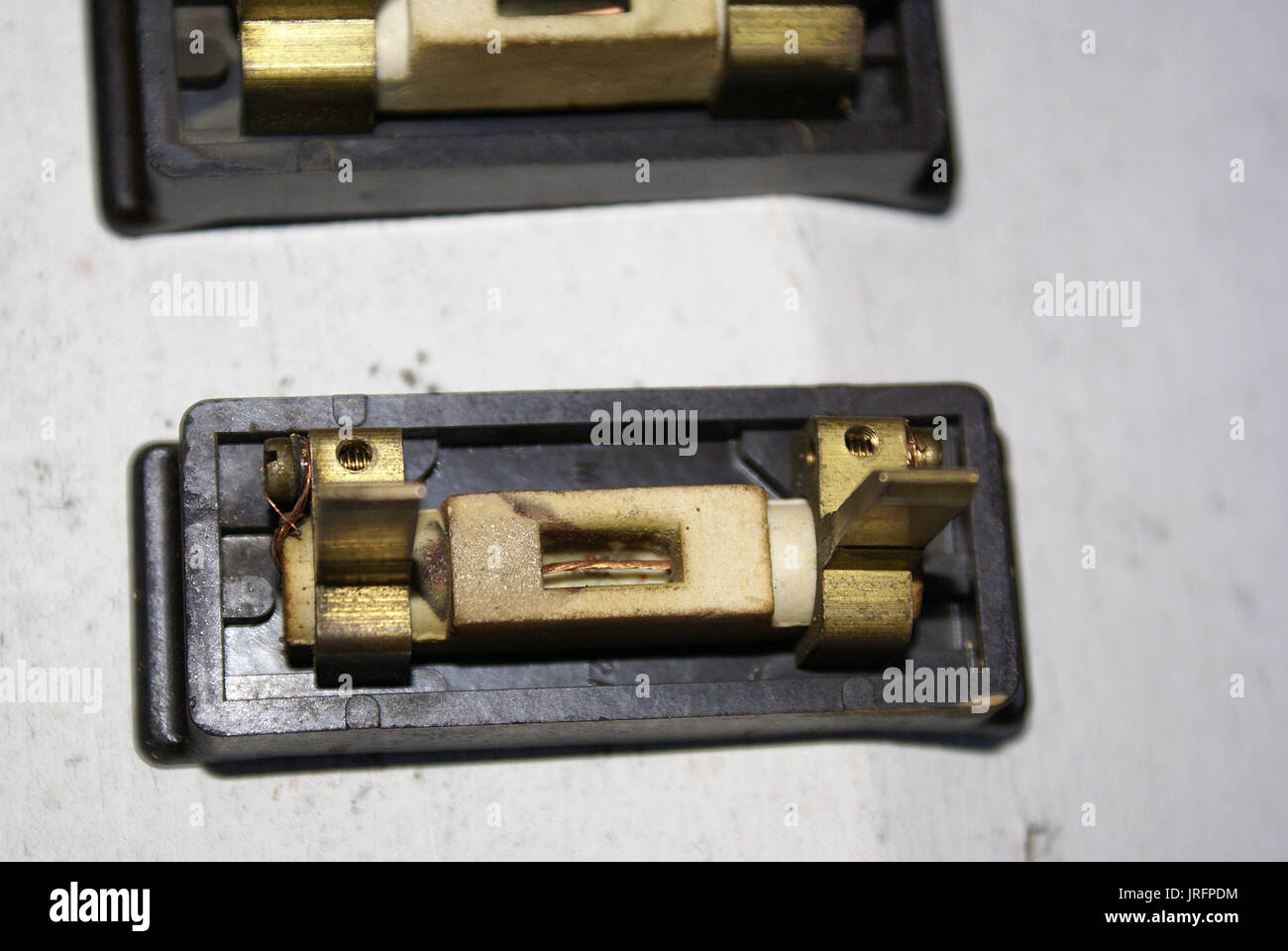 Domestic Fuse Box Stock Photos Images Alamy Home Electrical Cover Image