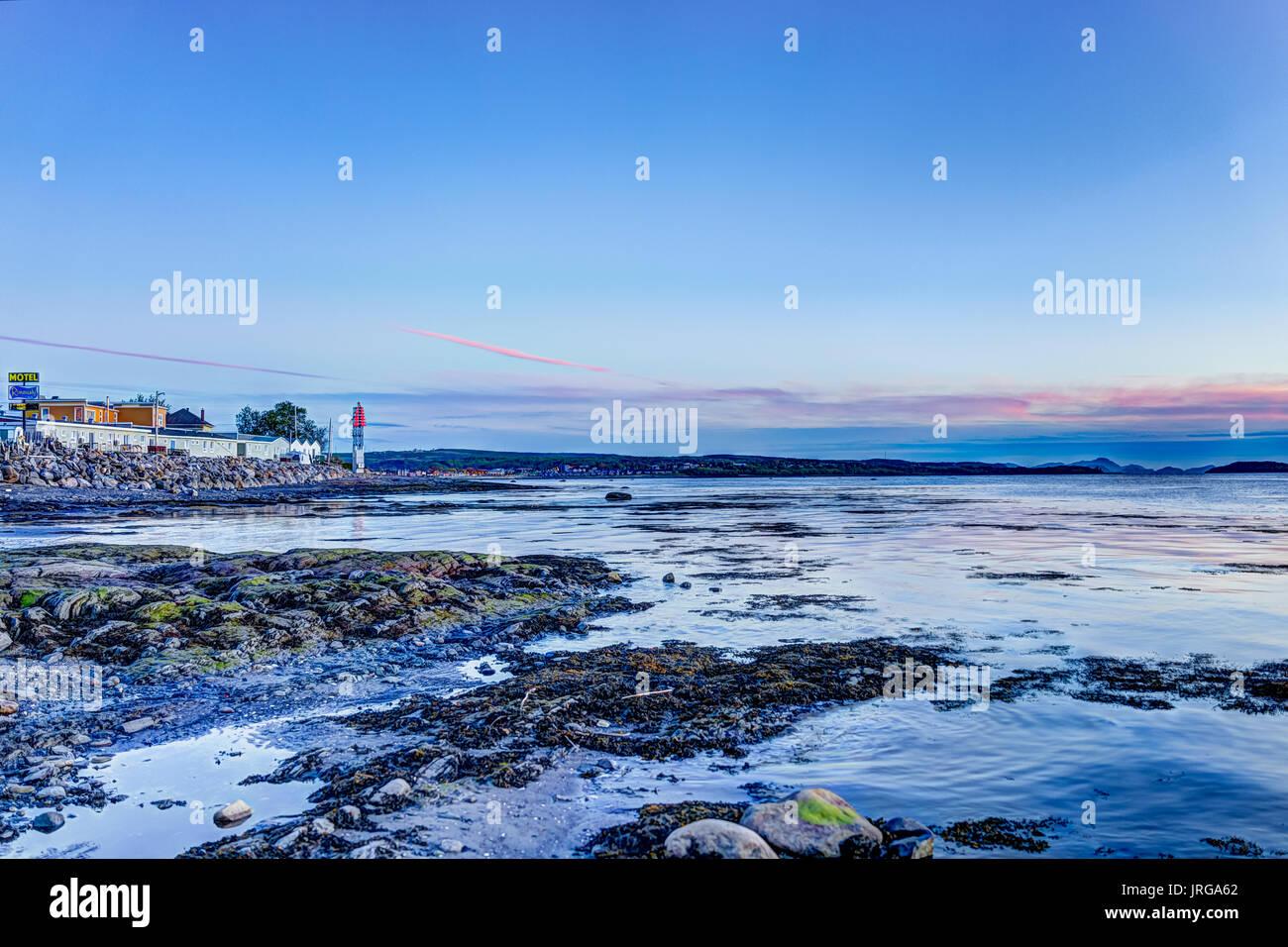 Saint Simon S Island Canada