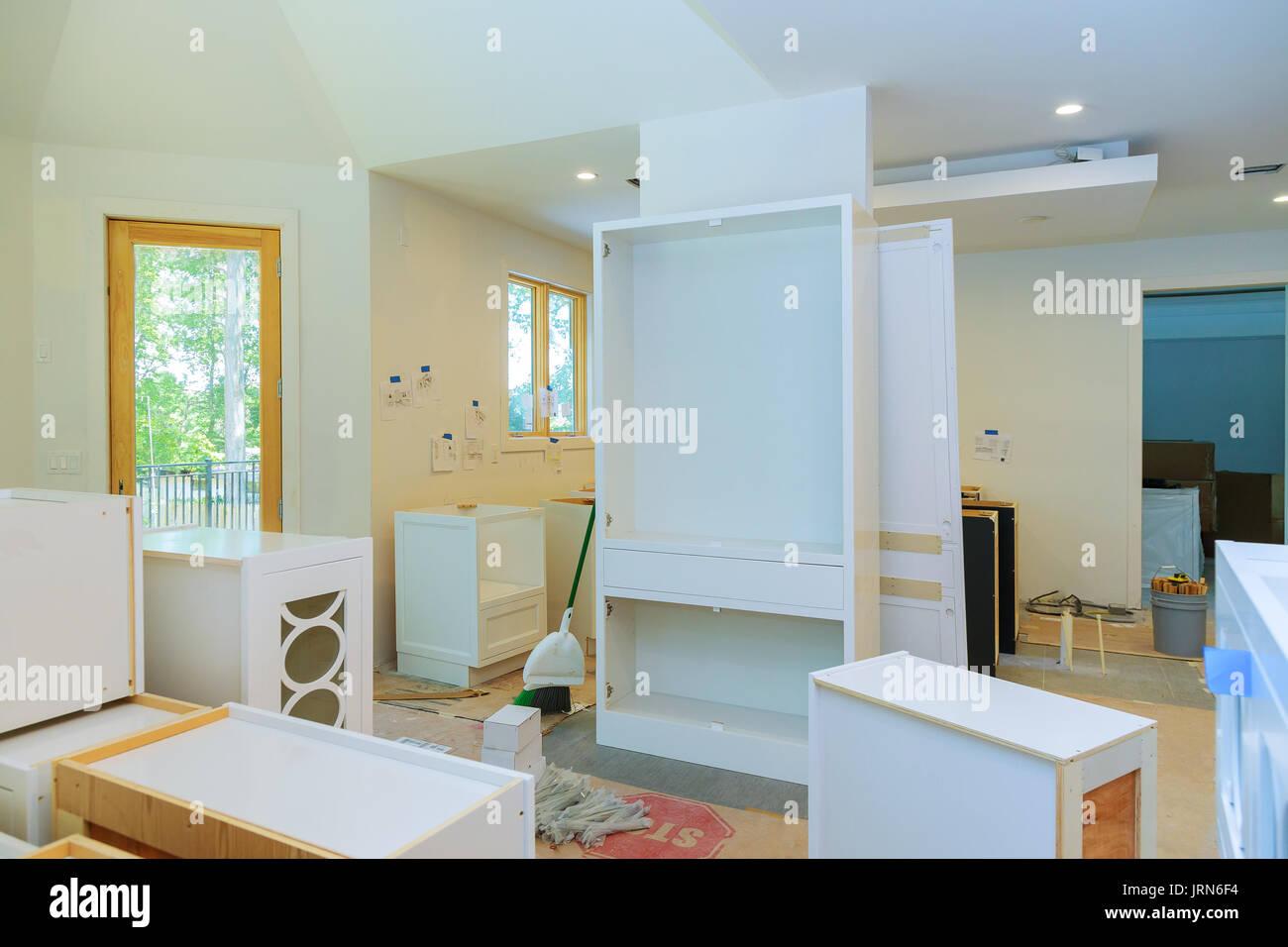 Custom Cabinet Stock Photos & Custom Cabinet Stock Images - Alamy