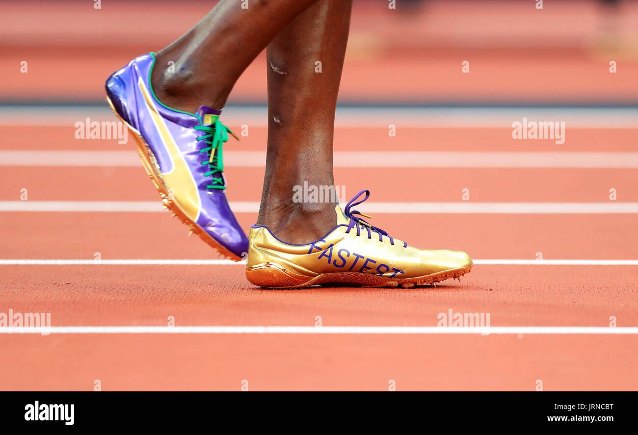 bolt running shoes