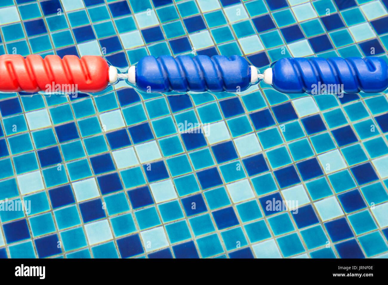 Swimming Pool Lane Rope Stock Photos Amp Swimming Pool Lane