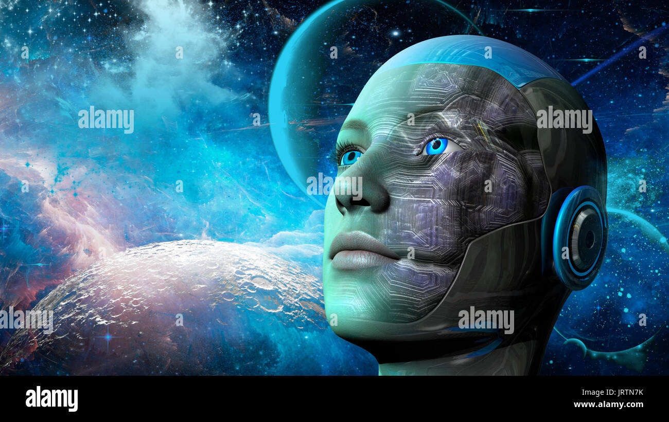woman fantasy planets stock photos woman fantasy planets stock