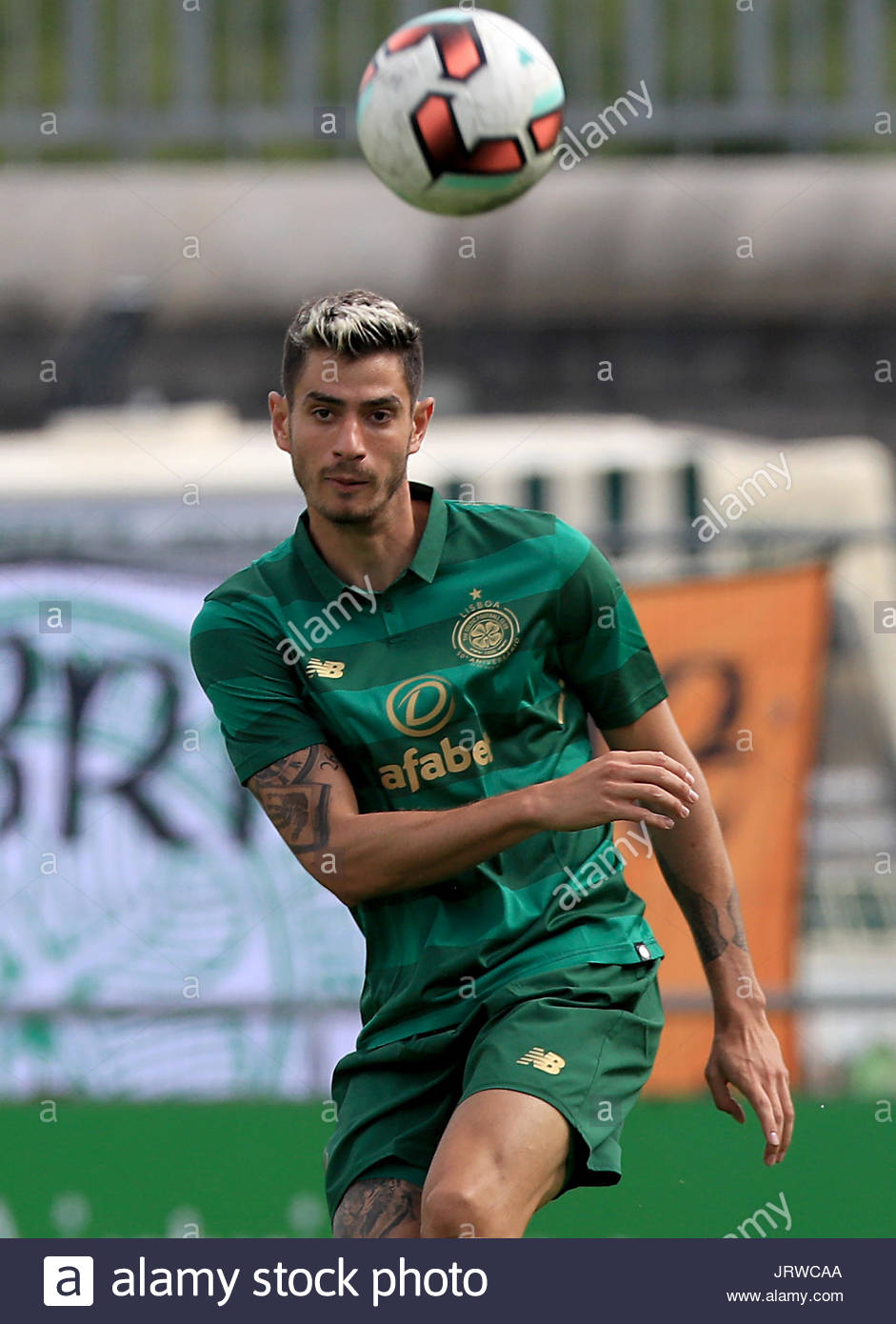 File photo dated 08-07-2017 of Celtic's Nir Bitton. - Stock Image