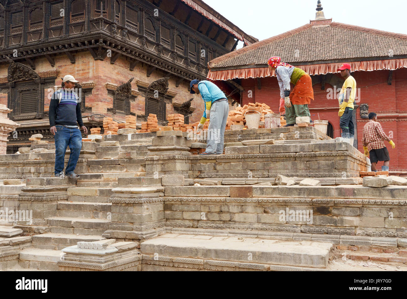 Nepal Workers Stock Photos & Nepal Workers Stock Images - Alamy