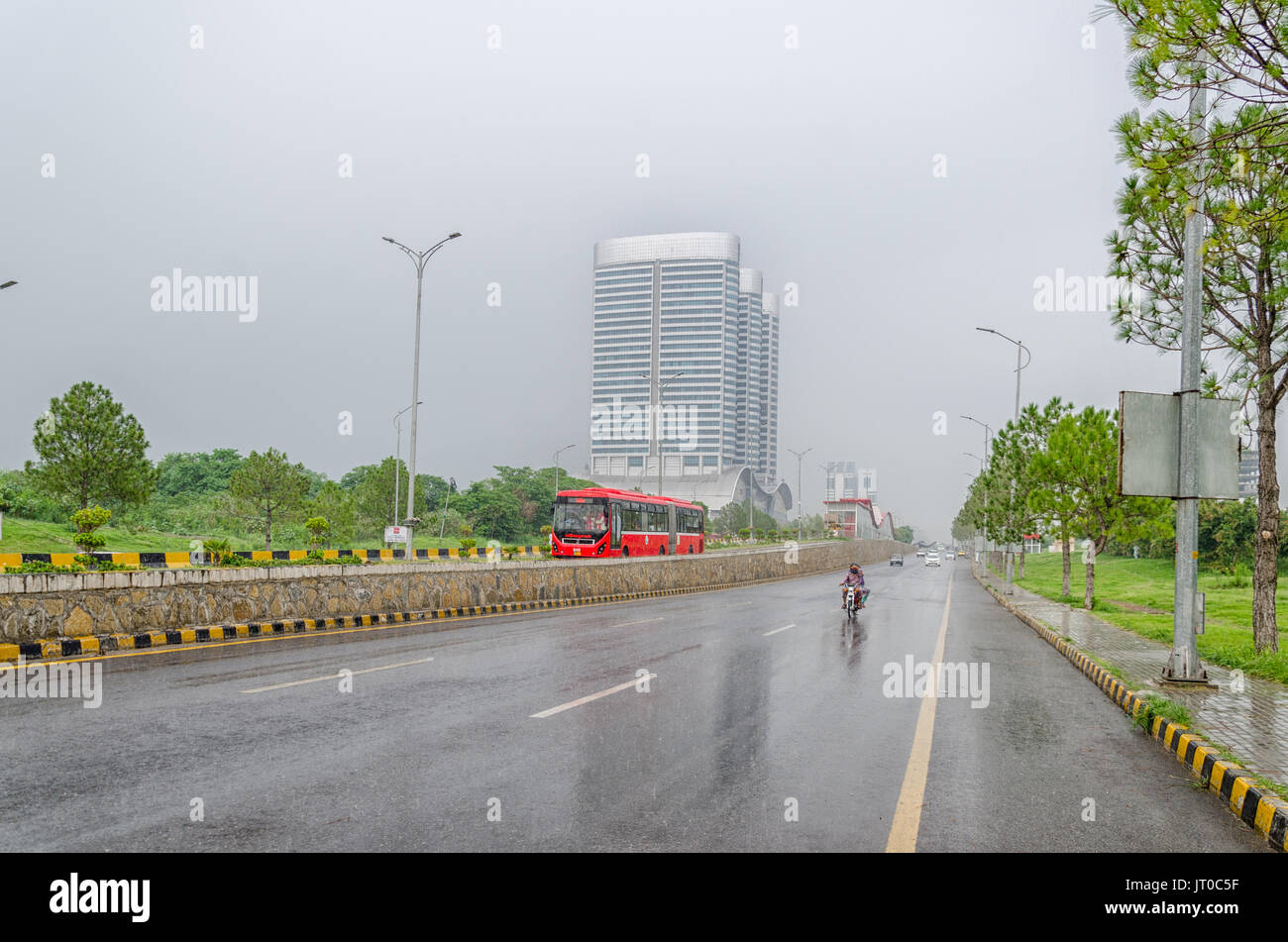 Islamabad City Stock Photos & Islamabad City Stock Images