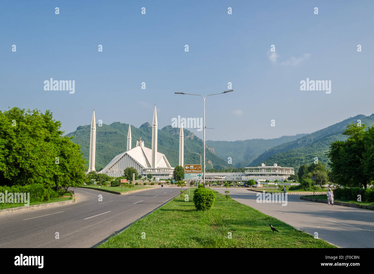 Mosque And Hills Stock Photos & Mosque And Hills Stock