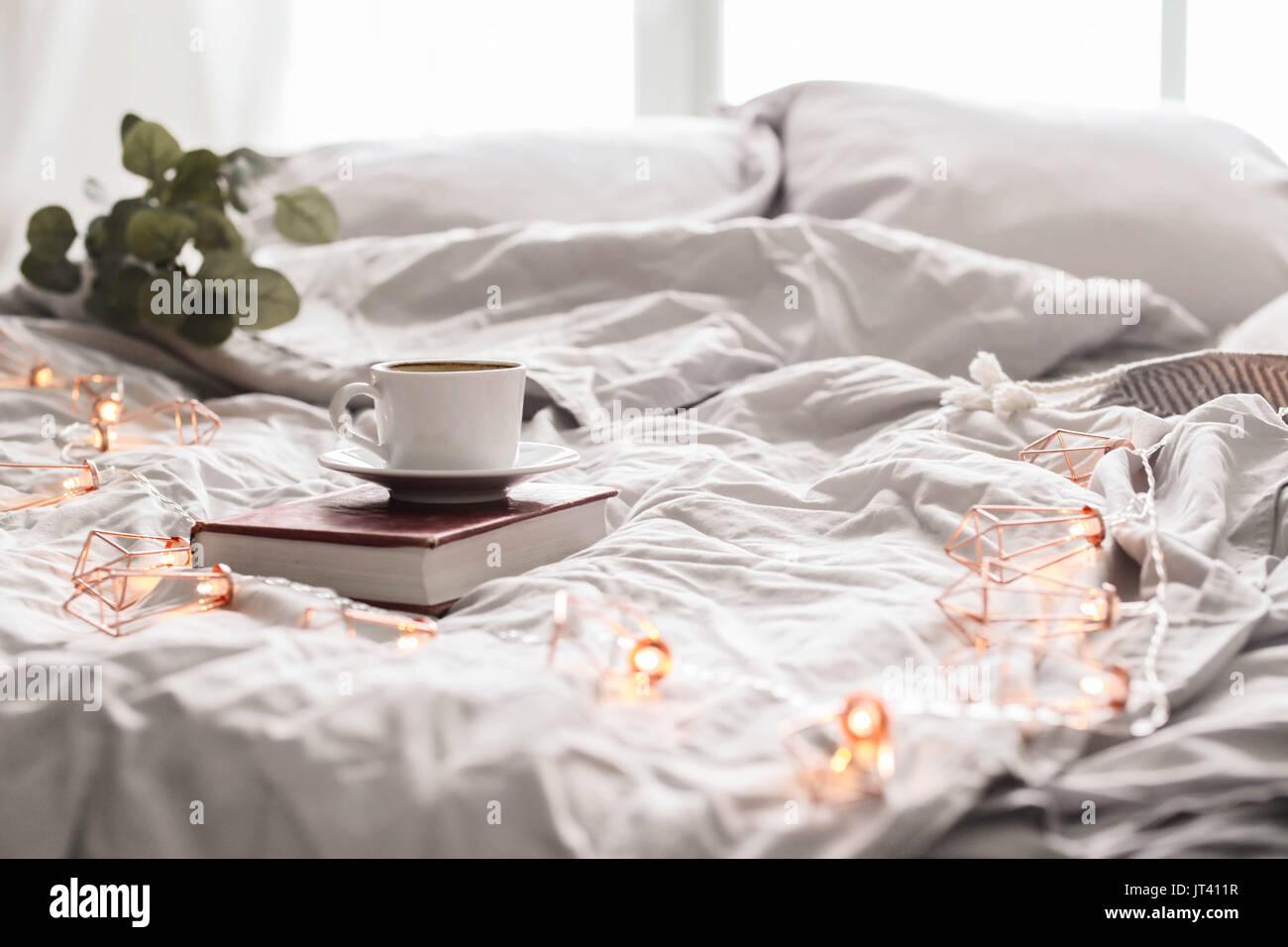 Bedtime - Stock Image