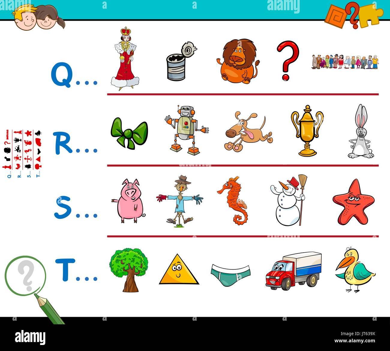 Cartoon Character Names With B: Names Of Cartoon Characters That Start With The Letter R