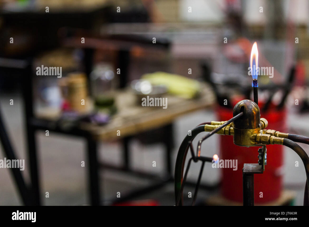 Propane Torch Stock Photos & Propane Torch Stock Images - Alamy