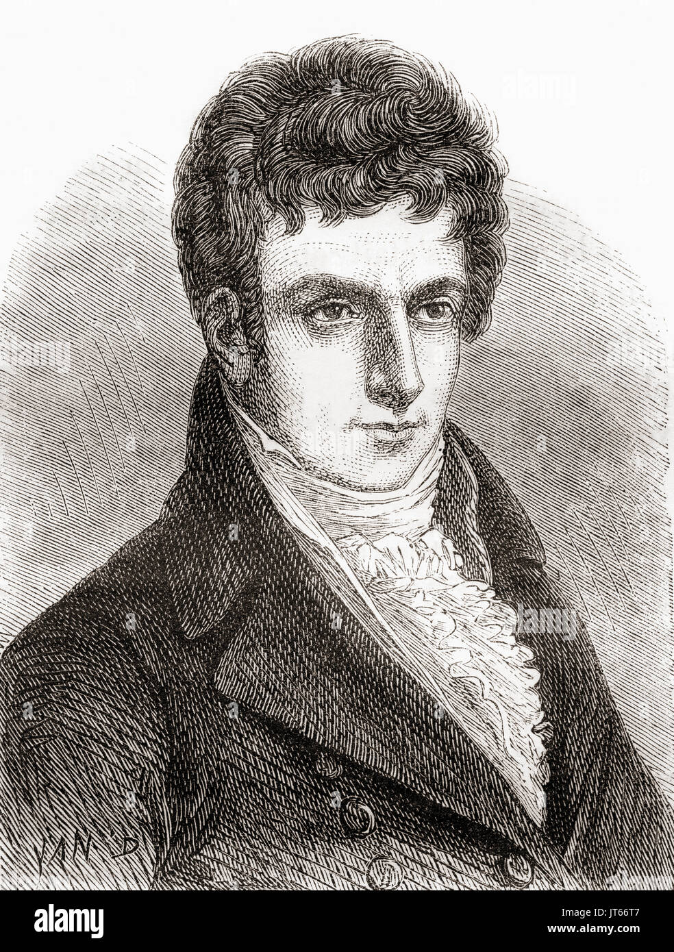 Robert Fulton, 1765 – 1815. American engineer and inventor ...