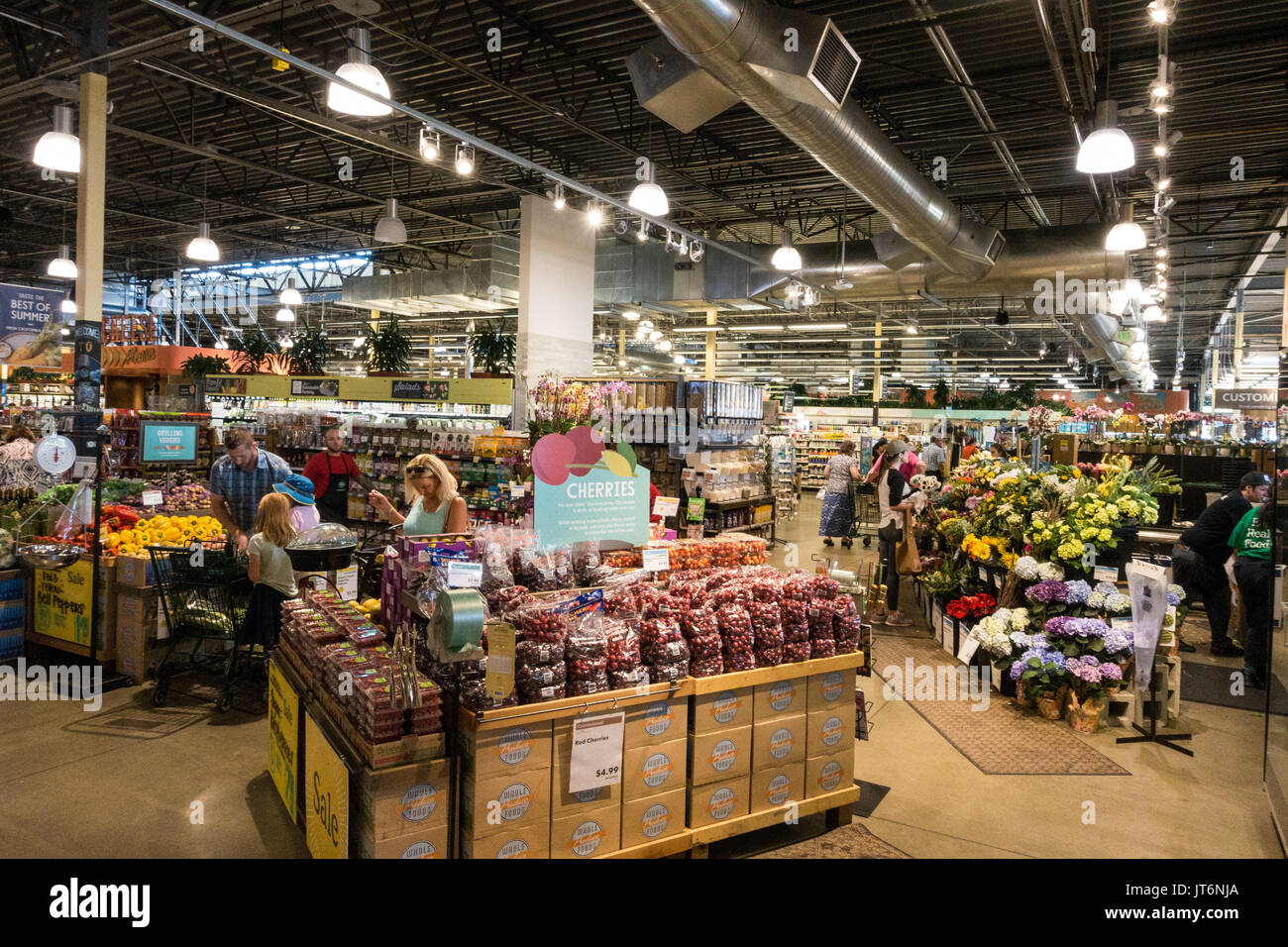 Whole Foods Fairfax Ca