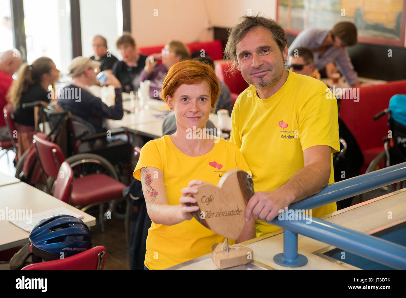 Planung eines Speed-Dating-Events