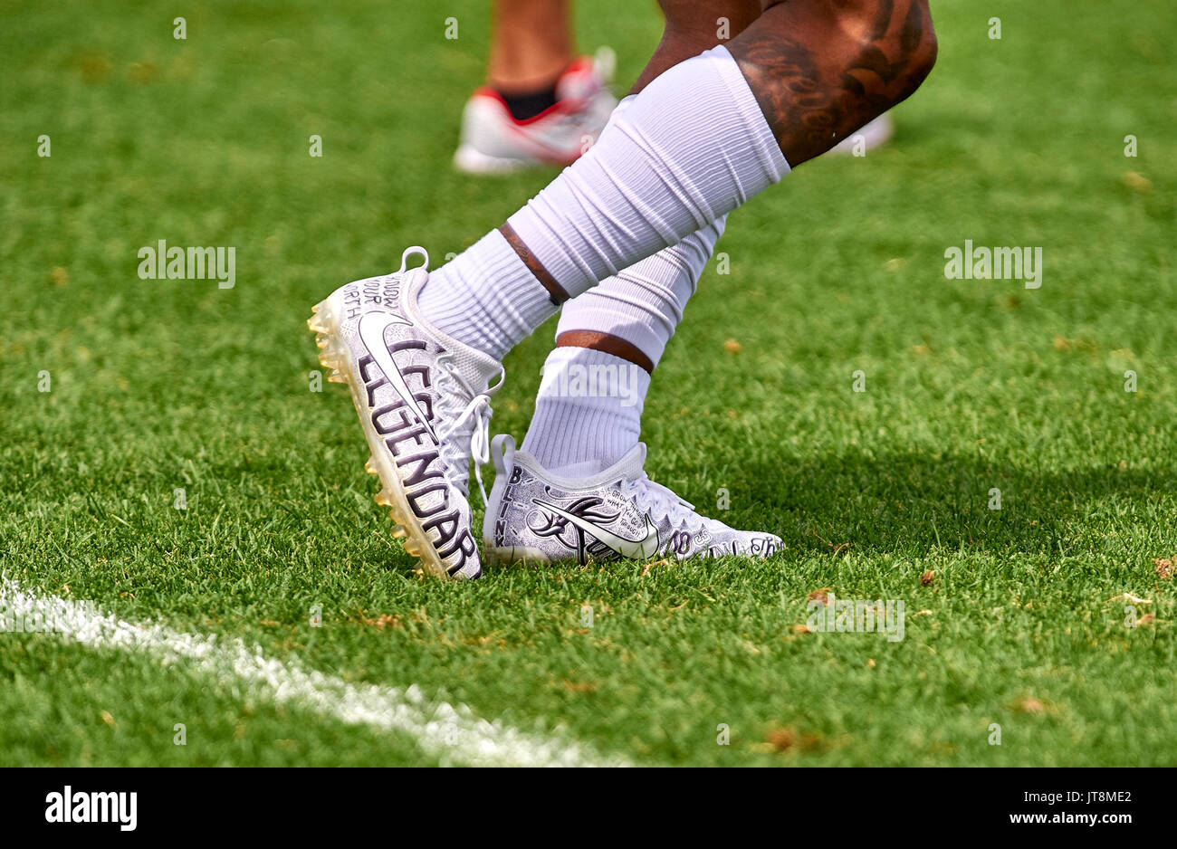 2017 Odell Beckham Jr Stock Photos & 2017 Odell Beckham Jr Stock ...