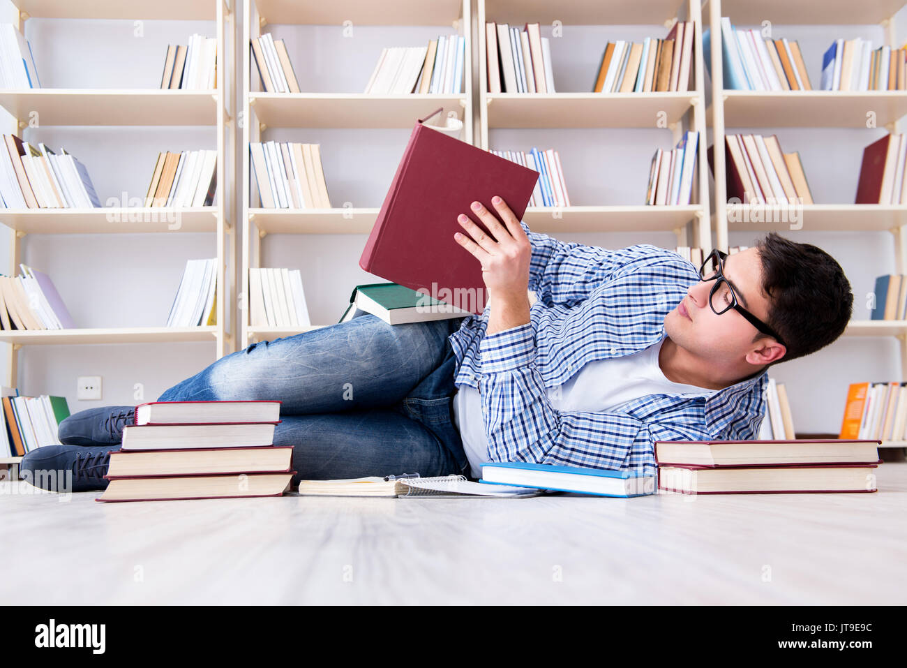 Overstudying High Resolution Stock Photography And Images Alamy