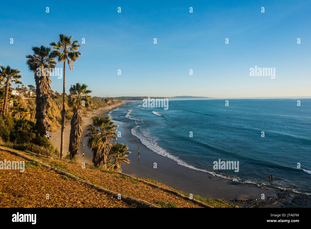 Cardiff, California, United States of America, North America - Stock Image