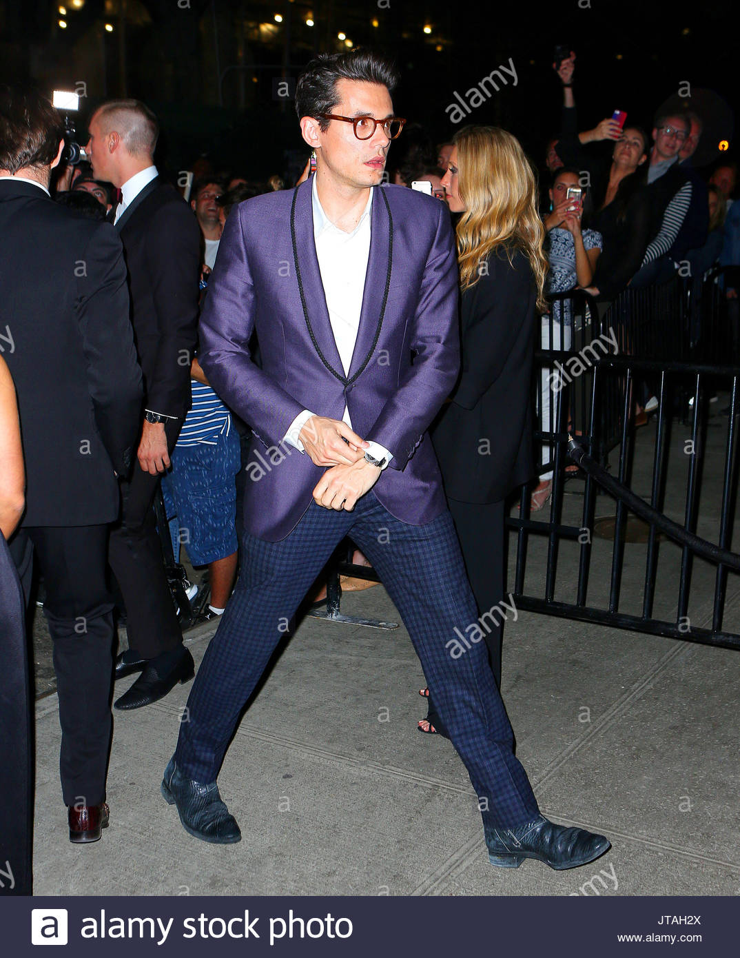 Katy Perry and John Mayer Party Pre-New Years Together