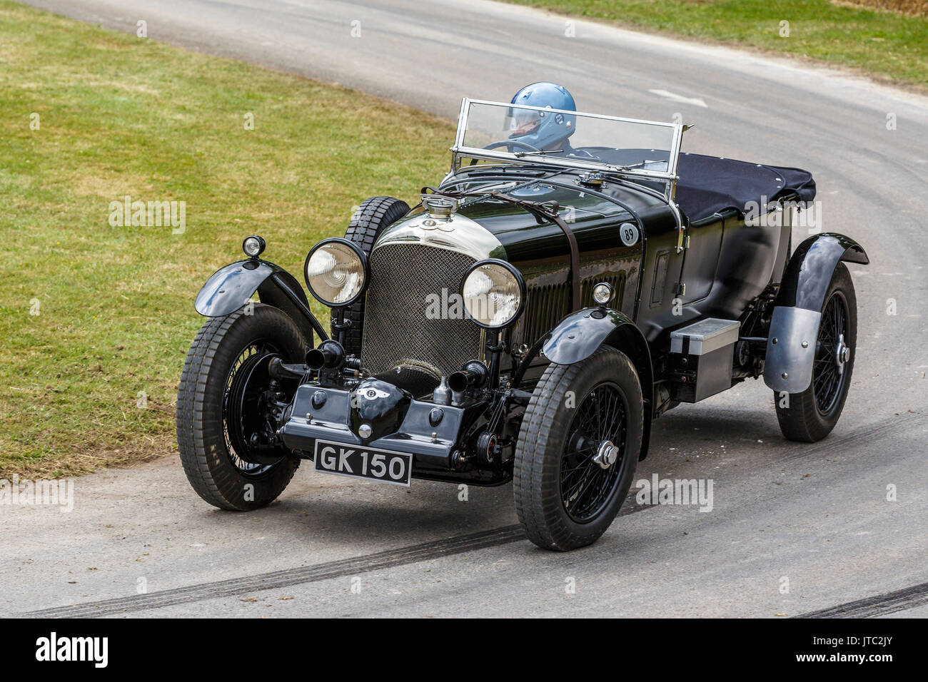 1930 Bentley 4 5 litre Supercharged endurance racer with