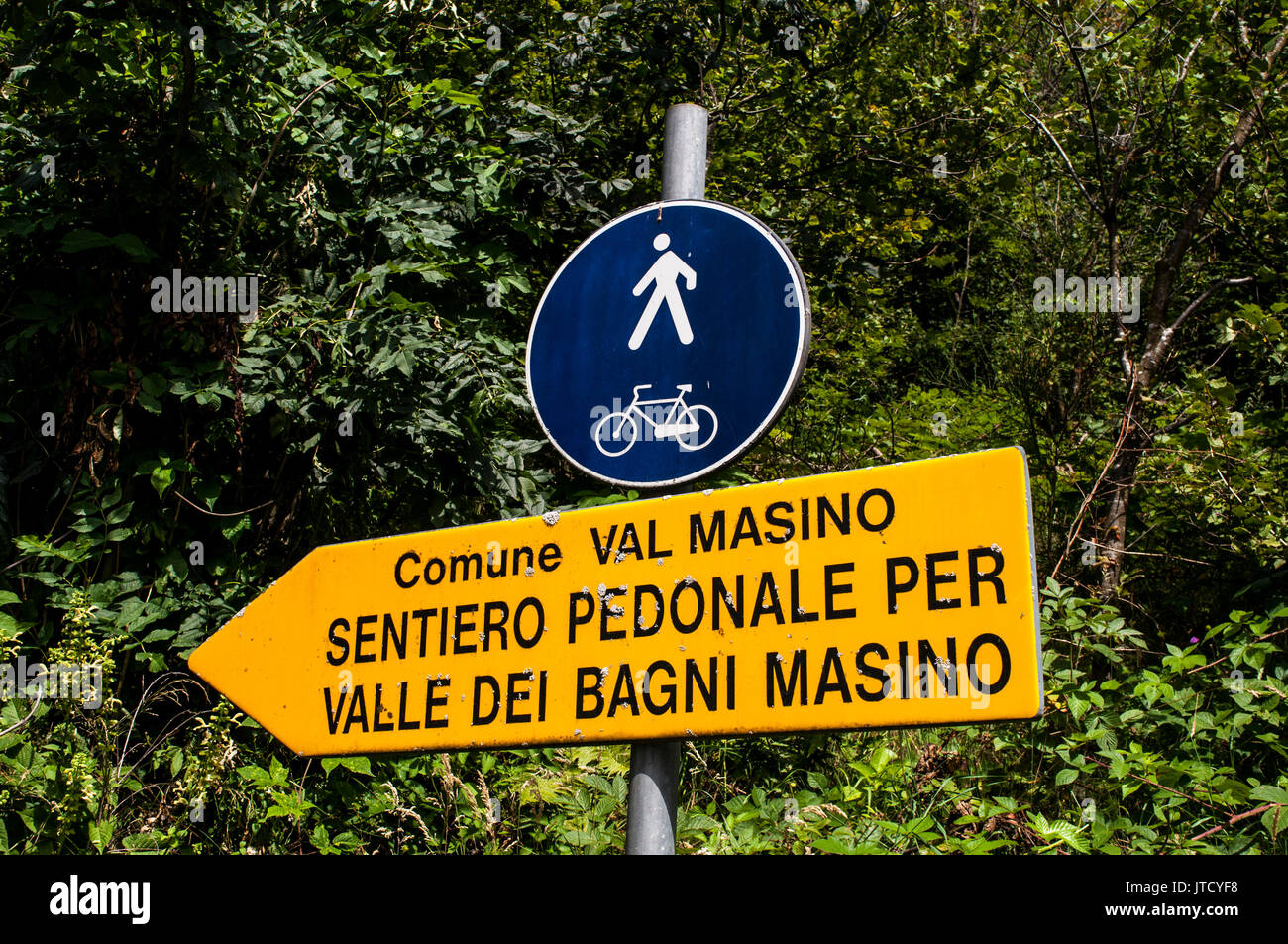 Bagni Di Masino Stock Photos & Bagni Di Masino Stock Images - Alamy