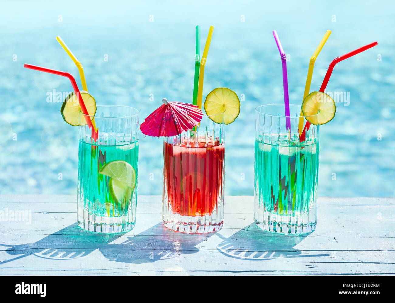 Drinking Straw Glass Side On Stock Photos Drinking Straw Glass Side On Stock Images Alamy