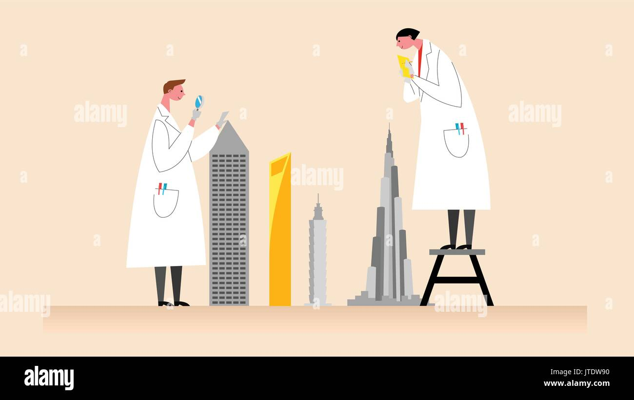 research and development - Stock Vector
