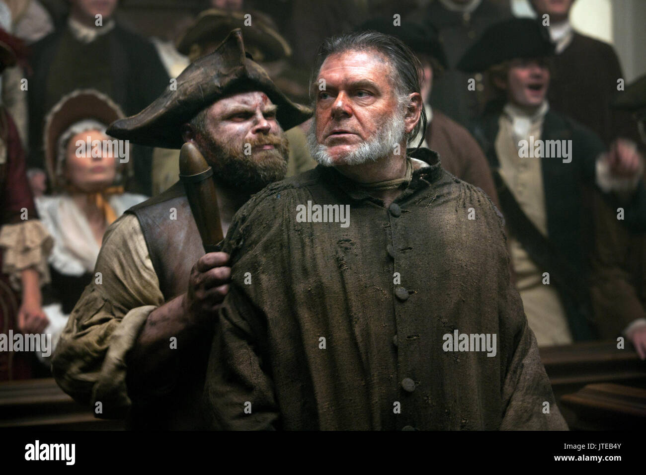 Kevin Mcnally Pirates Of The Caribbean On Stranger Tides Pirates Of Stock Photo Alamy