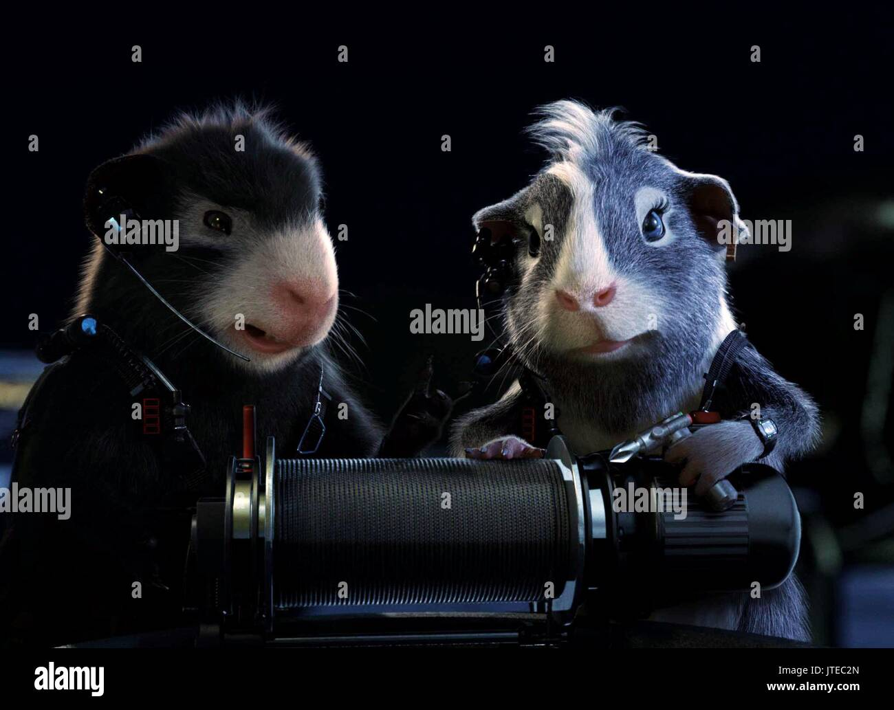 Agent Blaster Agent Juarez G Force 2009 Stock Photo Alamy