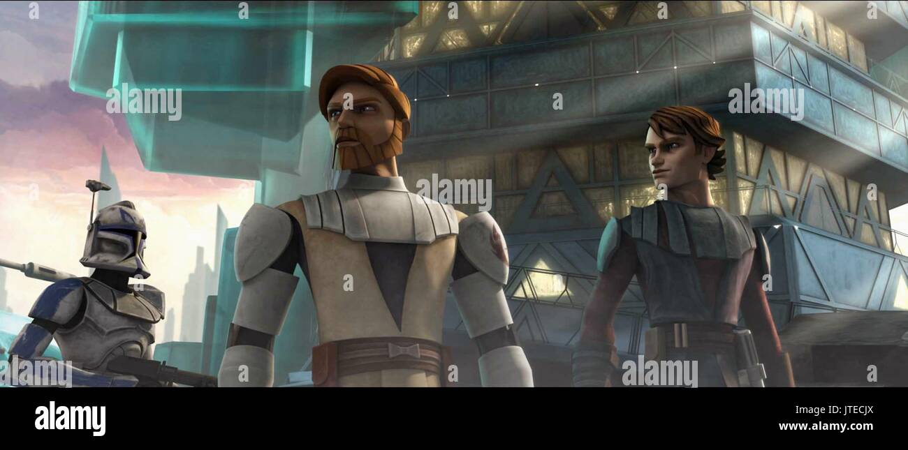 Obi Wan Kenobi Anakin High Resolution Stock Photography And Images Alamy