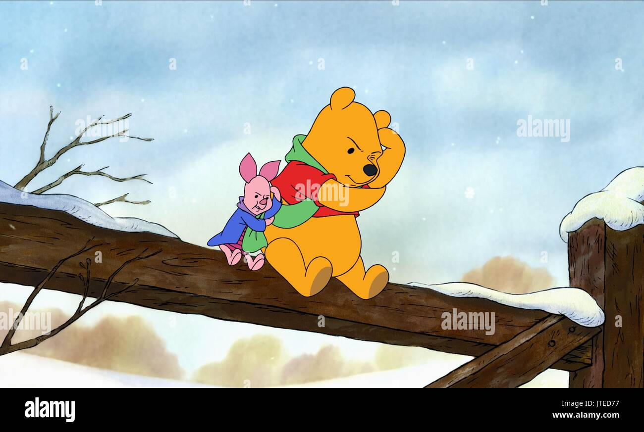 ff107674cec3 Piglet Film Title Winnie The Pooh Stock Photos   Piglet Film Title ...