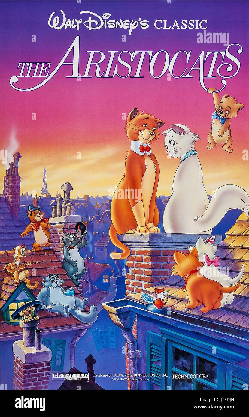 The Alley Cats Disney Movie