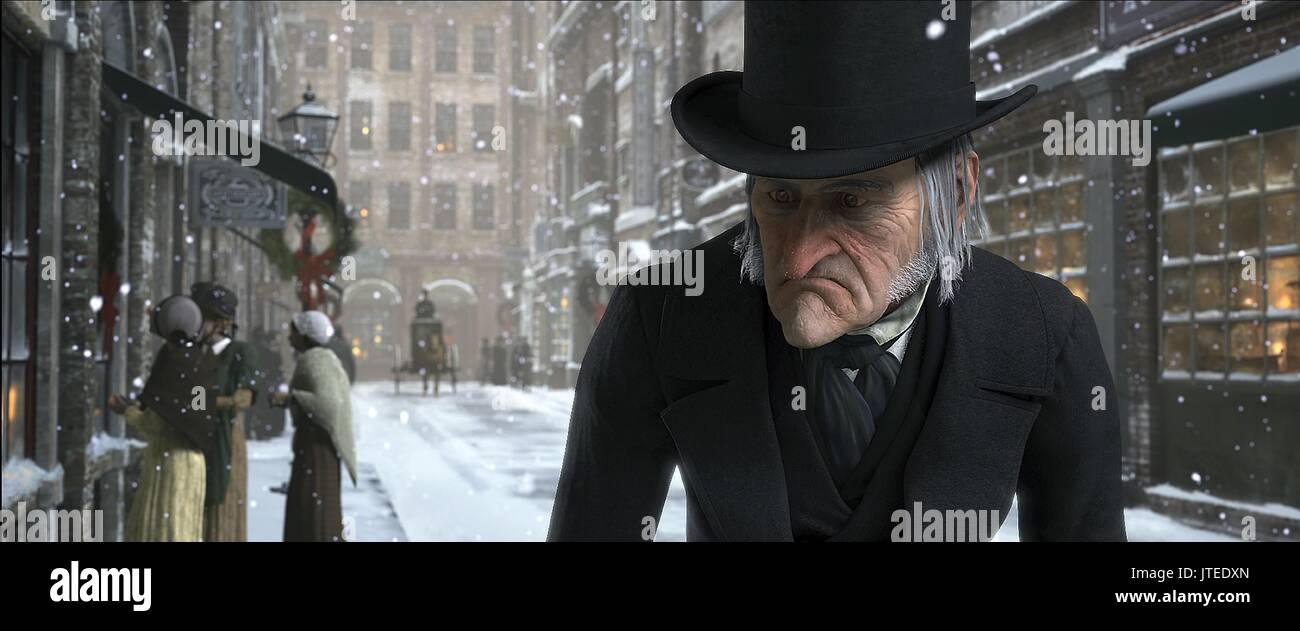 Ebenezer Scrooge Christmas Carol Characters.Ebenezer Scrooge Stock Photos Ebenezer Scrooge Stock