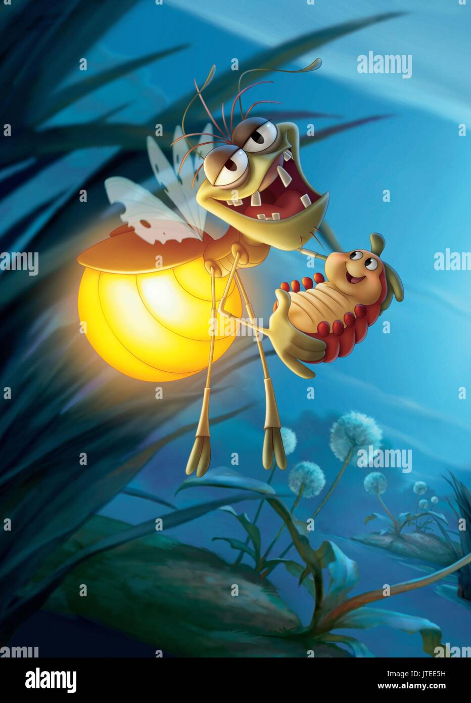 Ray The Princess And The Frog 2009 Stock Photo Alamy