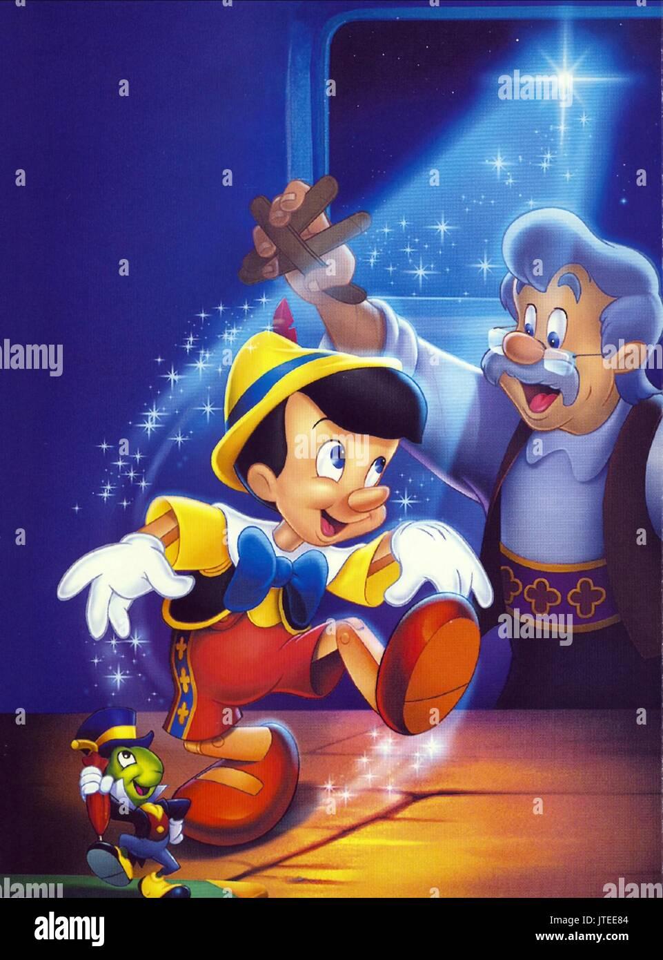 Vater Pinocchio