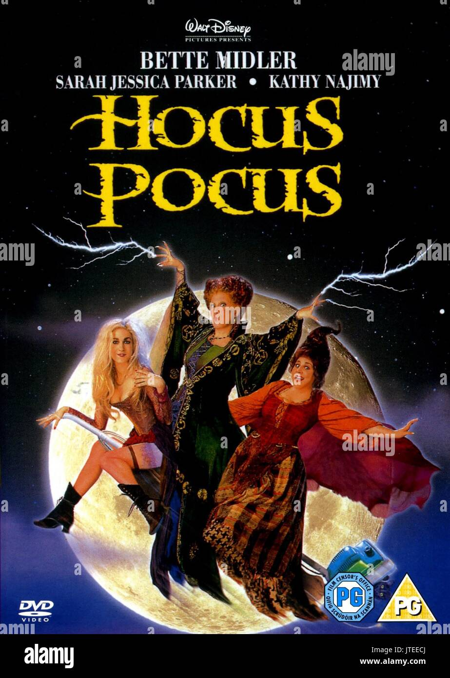 Hocus Pocus Movie High Resolution Stock Photography And Images Alamy