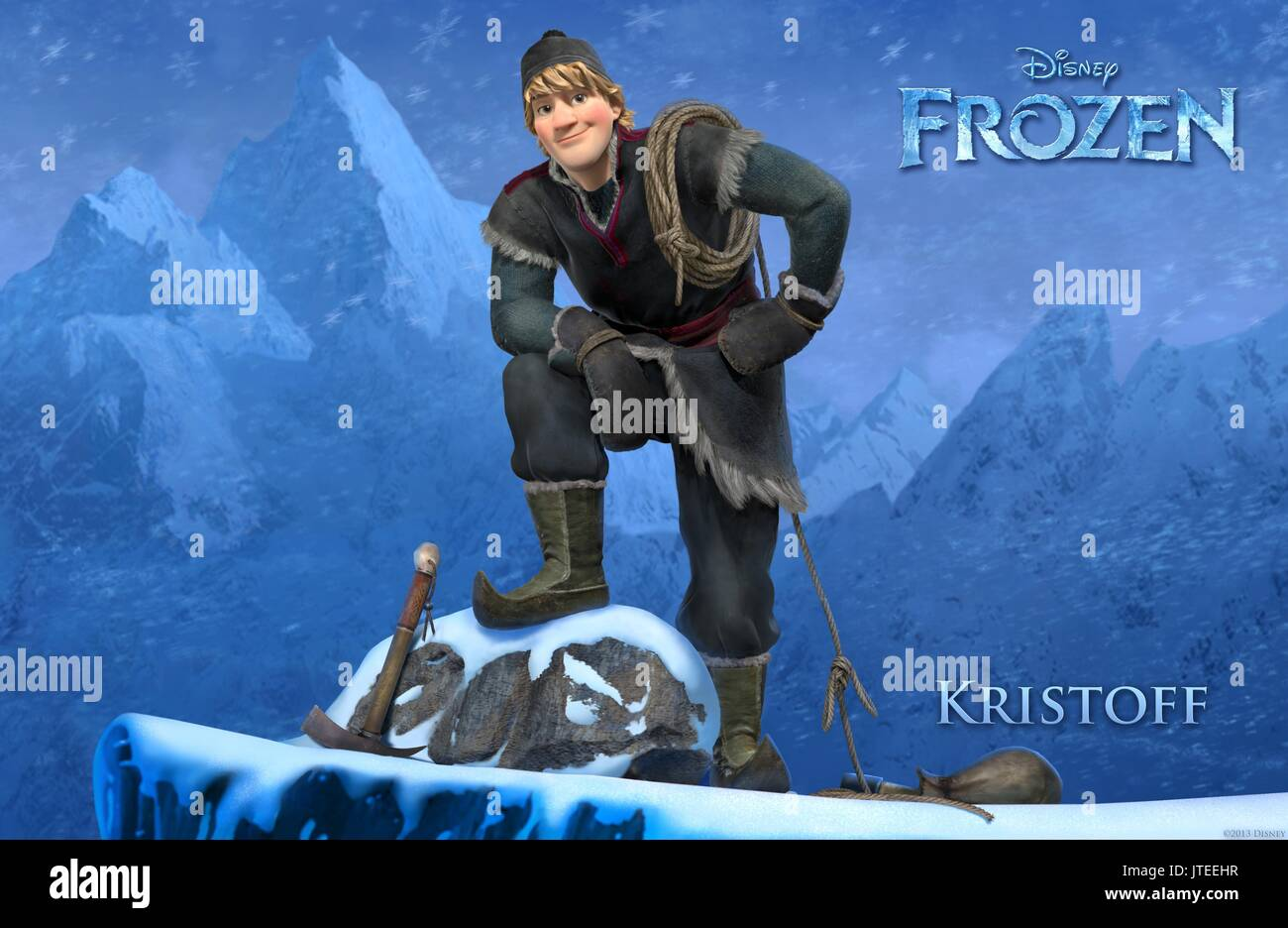 kristoff frozen stock photos kristoff frozen stock images alamy