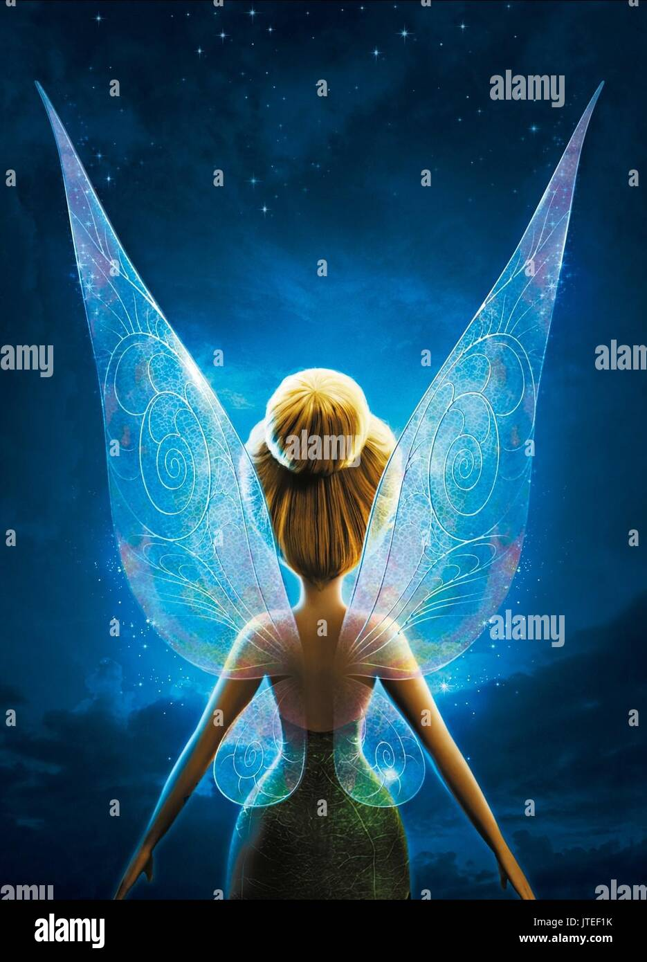 TINKER BELL TINKERBELL AND THE SECRET OF THE WINGS (2012)