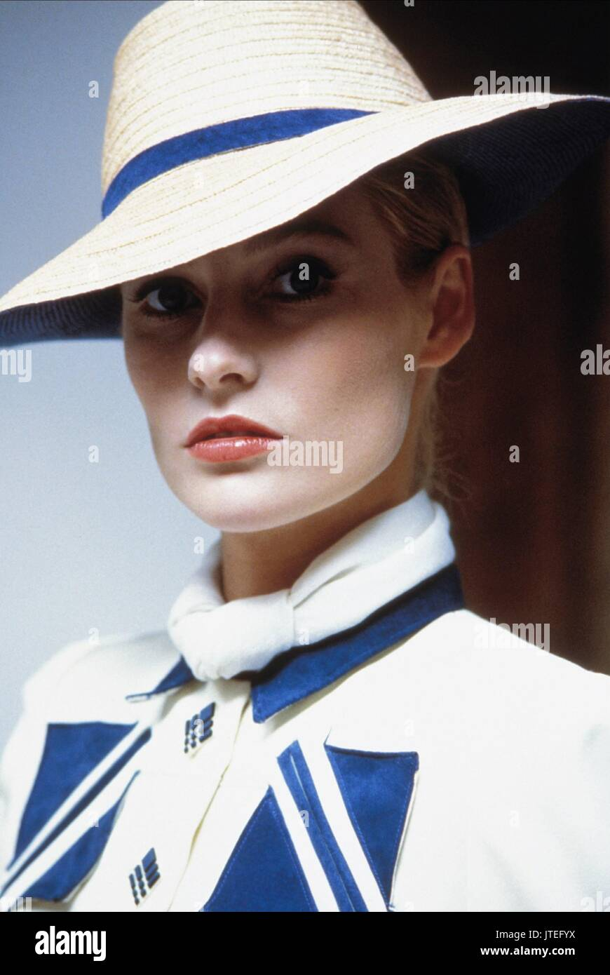 Alison Doody Indiana Jones And The Last Crusade 1989 Stock