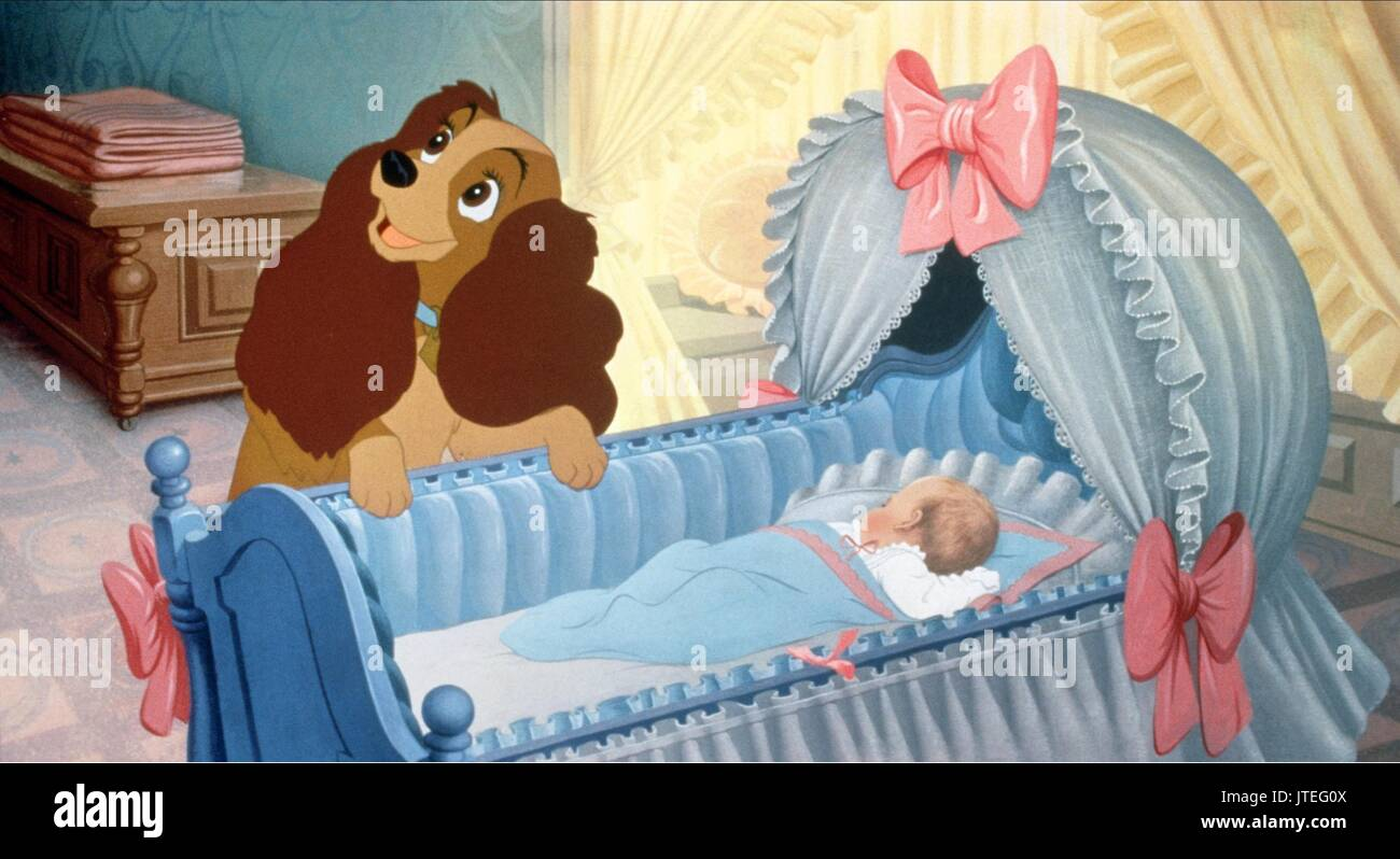 Page 2 Lady And The Tramp Disney High Resolution Stock Photography And Images Alamy