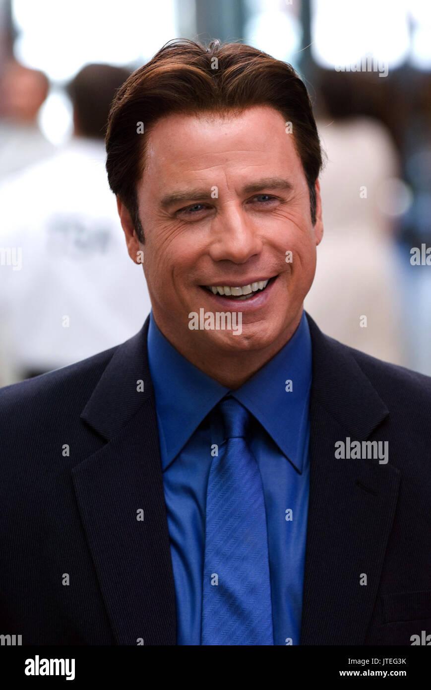 John Travolta Old Dogs 2009 Stock Photo Alamy