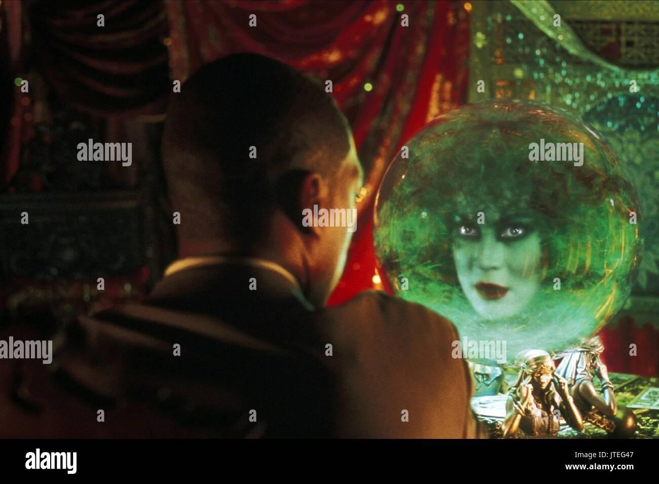 Eddie Murphy Jennifer Tilly The Haunted Mansion 2003 Stock Photo Alamy