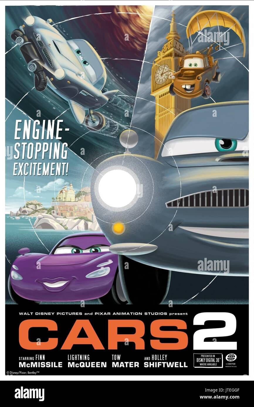 Cars Movie High Resolution Stock Photography And Images Alamy