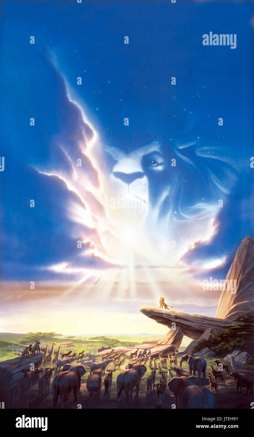 The Lion King Movie High Resolution Stock Photography And Images Alamy
