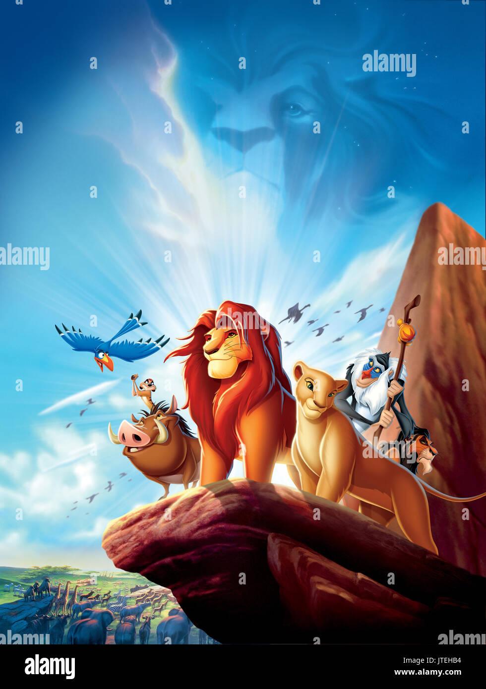 zazu simba nala rafiki timon pumbaa  u0026 scar the lion king