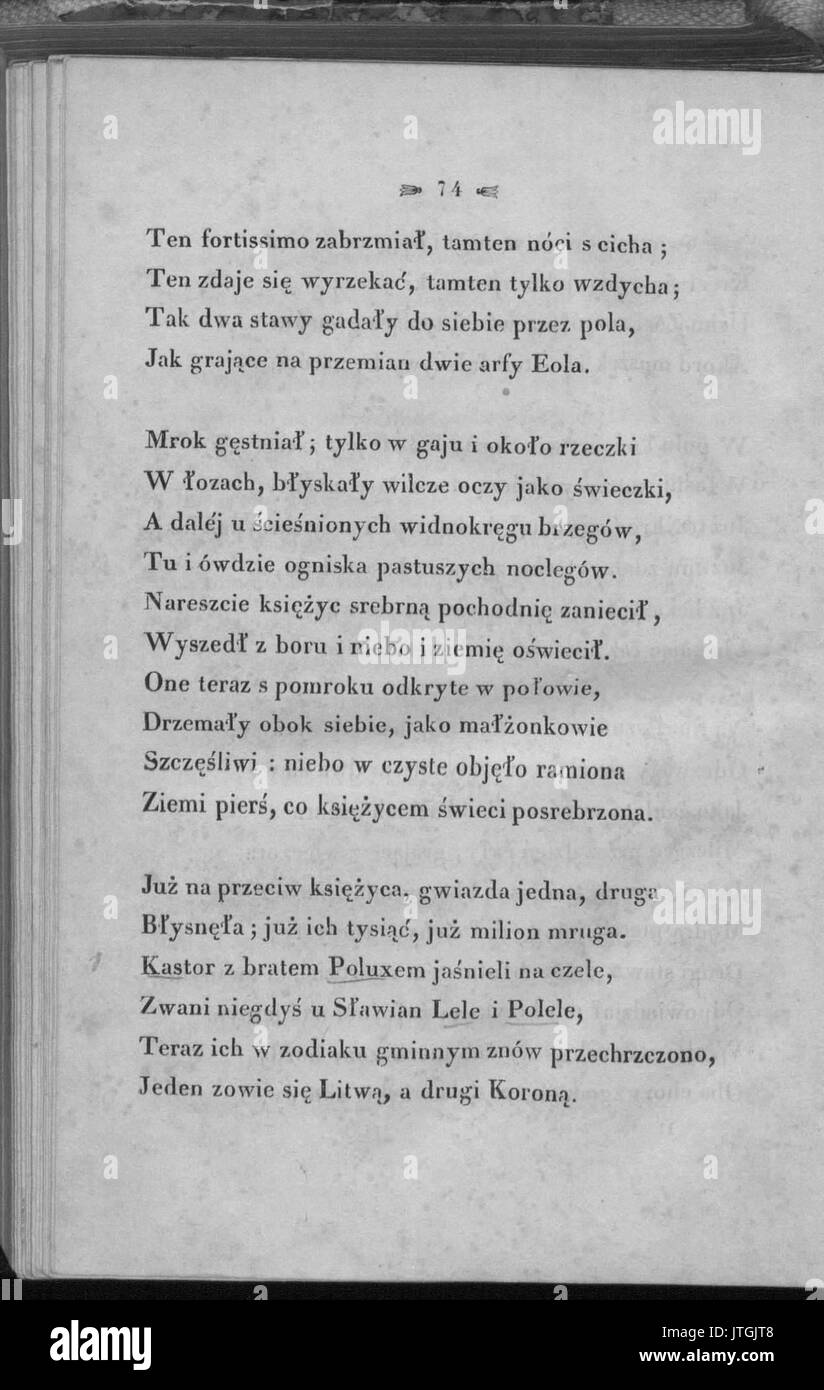 PL Adam Mickiewicz Pan Tadeusz 313