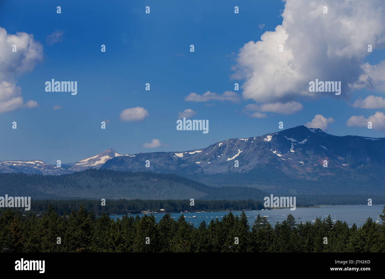 weather in south lake tahoe this weekend