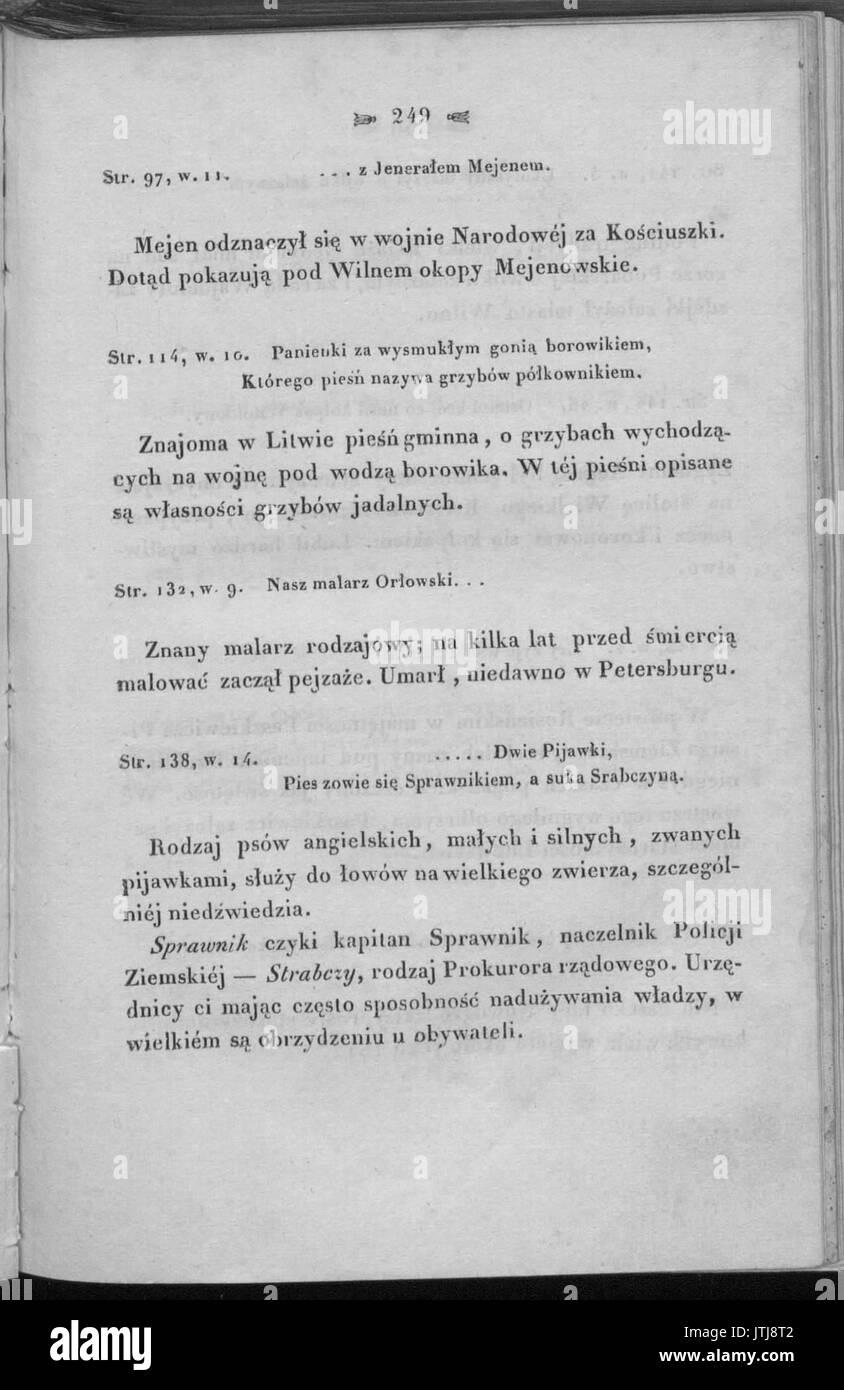 PL Adam Mickiewicz Pan Tadeusz 241