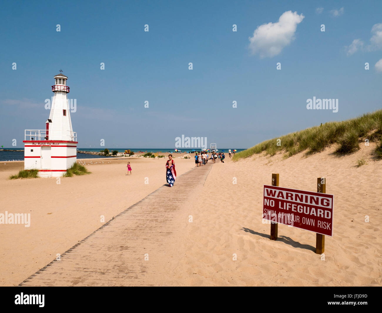 3efe361ae5a No Lifeguard On Duty Sign Stock Photos   No Lifeguard On Duty Sign ...