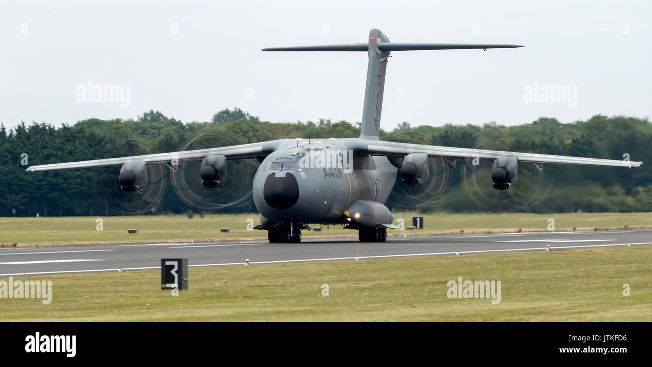 A400M Airbus Defence and Space - Stock Image