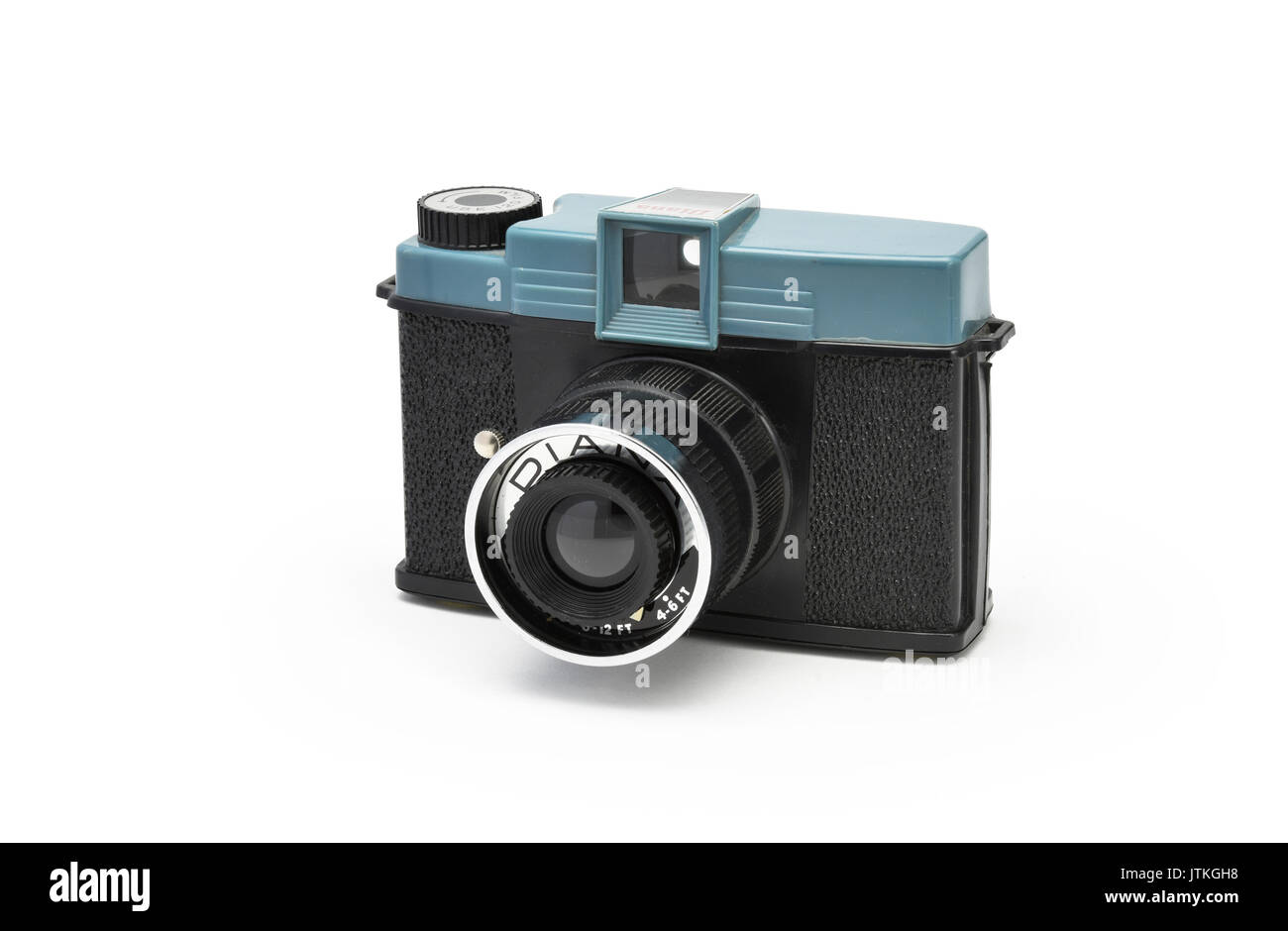 Vintage Diana Camera from the 1960's and 1970's - Stock Image