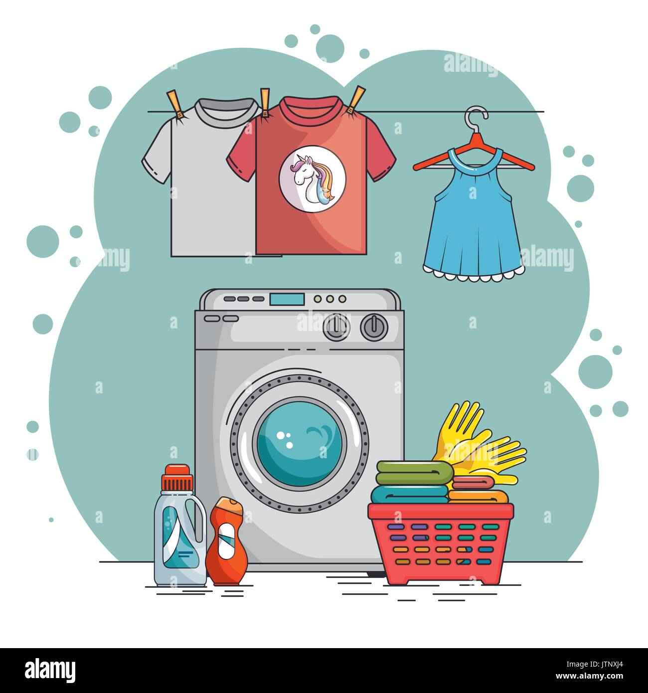 The Laundry Room En Francais